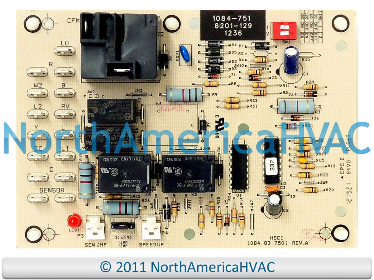 Wiring Diagram Heat Pump Defrost Board : Oem bard heat pump defrost control circuit board